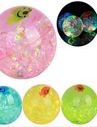 cintas flash con bolas de pescado (colores al azar)