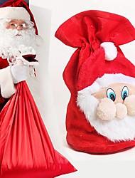 Cartoon Santa Claus Christmas Gift Bags Christmas Gift