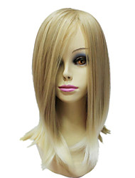Capless Synthetic Long Straight Bobo Women Wig