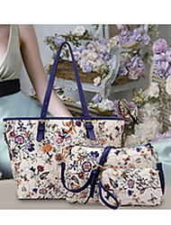 Women's Pattern Print All Match One Shoulder Bag