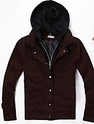 Men's Korean Style All Match Hooded Jacket
