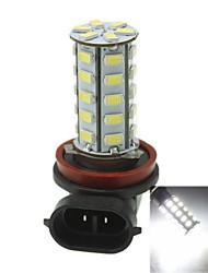 H8 20W 36X5730SMD 800-1200LM 6000-6500K White Light Led Bulb for Car Fog Lamp(1pcs/AC12-16V)
