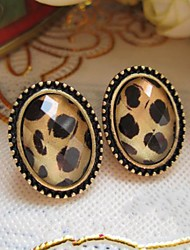 Women's High Grade Vintage Sexy Oval Earrings(More Colors)