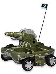 elettrico modello di carro armato anfibio telecomandato