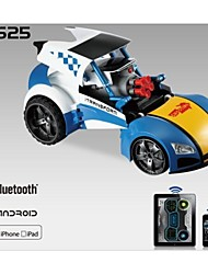 I-control Licensed Bluetooth Transforming Car for iPhone, iPad and Android iS625