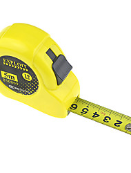 5m * 19 milímetros fita métrica trena ferramenta de medição métrica explorar