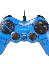 imecoo es-C1017 controller USB Dual Shock controller di computer pc gioco di corse