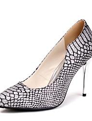 Women's Spring / Summer / Fall Heels / Pointed Toe Glitter Dress Stiletto Heel Multi-color