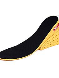 almofada de borracha aumentou palmilhas para calçado um par mais cores disponíveis