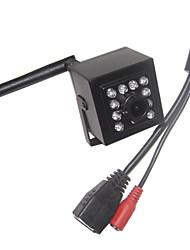 1080p mini-wifi ir caméra ip 940nm intérieur ir conduit caméra IP sans fil sténopé plus petite vision nocturne pour 2.0mp