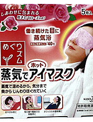 Kao  Steam Eye Mask (Rose) 5 pcs