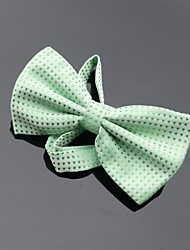 Men Party / Work / Casual Bow Tie,Polyester Solid All Seasons