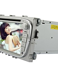 tela TFT de 7 din-inch2 android carro dvd player in-dash para ford focus com bt, navigationgps, rds, ipod, ISDB-T, wi-fi