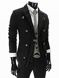 Men's Stand Collar Slim Fit Blazer