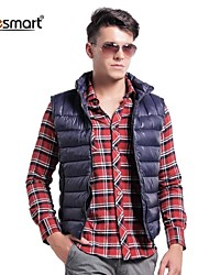 Lesmart Men's Hoodie Fashion Cotton Vest