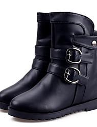 женская обувь модные сапоги клин пятки ботильоны больше цветов доступны