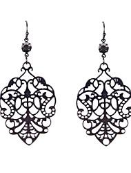 Earring Drop Earrings Jewelry Women Party / Daily / Casual / Sports Alloy / Rhinestone