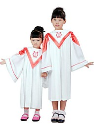 Choir White Robe Kids Christmas Costume