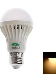 Lampadine globo 10 SMD 5730 Zweihnde G E26/E27 5 W Decorativo 480-500 LM 3000-3500 K Bianco caldo AC 100-240 V