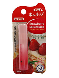 OMI  Strawberry Millefeuille Lip Balm SPF12 4g / 0.14oz