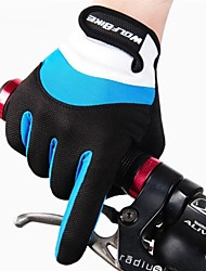 WEST BIKING® Sports Gloves Men's / Unisex Cycling Gloves Spring / Summer / Autumn/Fall / Winter Bike GlovesKeep Warm / Anti-skidding /