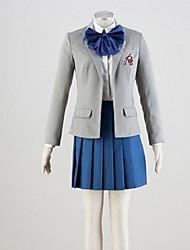 Nozaki-kun sakura chiyo 2 generatie meisje `s winter shool uniformen maandelijkse meisjes '