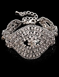 Women's Fashion  Fully Rhinestone  Bracelet