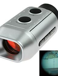 7x18 гольф дальномер монокуляр телескоп точные оптика цифровой технологии, новые 462ft 1000yds