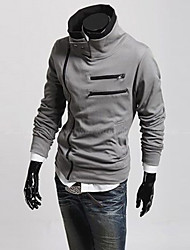 Men's Casual Shirts , Cotton Long Sleeve Casual Brother