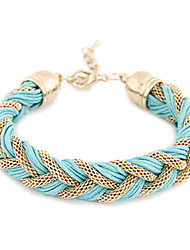 Korean Fashion Elegant Wave Bracelets For Woman