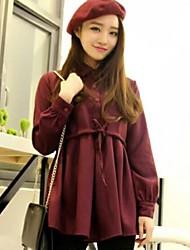cintura forma fresco corda da tração das mulheres recebem vestido de tweed