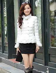 TNL женщин в Европе и последней моде зимнее пальто