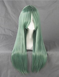 Shin Lianzhou Mixed Green Long Cosplay Wig