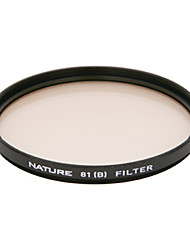 Nature 81B 55mm Color Correction Filter