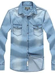 Battlefield Jeep man new cowboy long sleeved blouse / shirt cowboy style