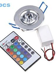 Luci da soffitto / Luci a pannello 1 Illuminazione LED integrata MORSEN Modifica per attacco al soffitto 3 WControllo a distanza /