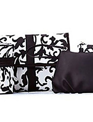 AVRIL MONG Women's  Set Printing Cosmetic Bag With 4 Bags
