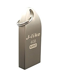 j-like® zinynano pen drive 4gb unidad flash USB 2.0