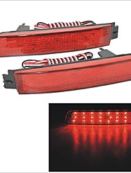 carking™ 12V Rear Bumper Reflector Brake Lights for Infiniti-(2PCS)