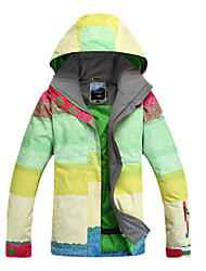 Women's Ski/Snowboard Jackets / Woman's Jacket / Winter Jacket Skiing / Skating / Snowsports / SnowboardingWaterproof / Breathable /