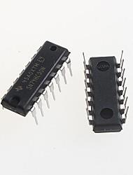 sn74hc00n portão 74hc00n NAND de 4 canais 2-INP ic dip-14 (5pcs)