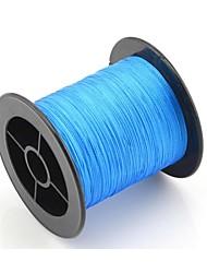 Abrasion Resistant Fishing Line 0.2mm (200m long, 9.9kg, Blue)