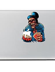 de gokker ontwerp decoratieve skin sticker voor MacBook Air / Pro / Pro met Retina-display
