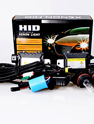 12V 55W 9004 Hid Xenon High / Low Conversion Kit 6000K