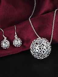 vsilver moda temperamento elegância 925 ternos de prata das mulheres