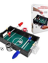 Table Football with Wine Cup 2 Handles Desktop Toys