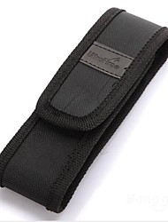 LS073  Nylon Holster Belt #119 for LED Flashlight Torch