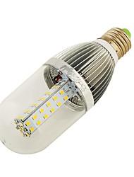 10W E26/E27 Ampoules Maïs LED T 54 SMD 2835 850 lm Blanc Chaud / Blanc Naturel Décorative DC 12 V