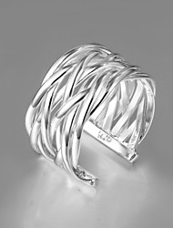 Uyuan Women's Fashion 925Silver Ring