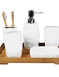 baño de juego de accesorios, kits suite de baño modernos boda Conjunto 5 piezas